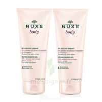 Nuxe Body Duo Gels Douche Fondants 200ml à Paris