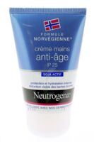 NEUTROGENA CREME MAINS ANTI-AGE SPF25 50ML à Paris