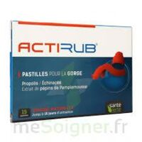 Acti'rub Pastilles à Paris