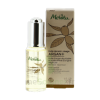 MELVITA HUILE DE BEAUTE huile de soin visage argan+ BIO à Paris