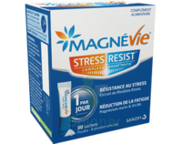 Magnevie Stress Resist Poudre orale 30 Sticks à Paris